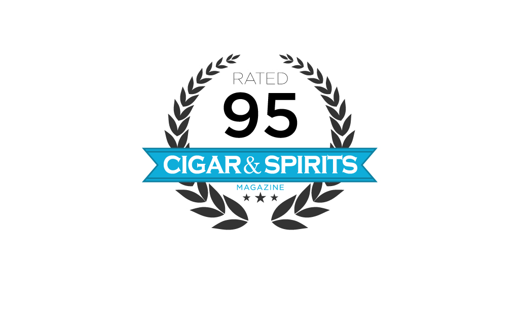 Rated 95th in Cigar and Spirits Magazine